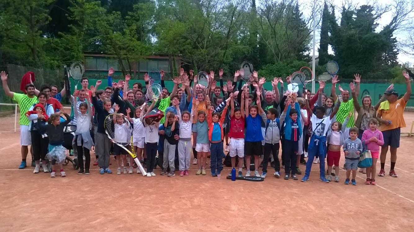 Ecole de Tennis Pierre Rouge